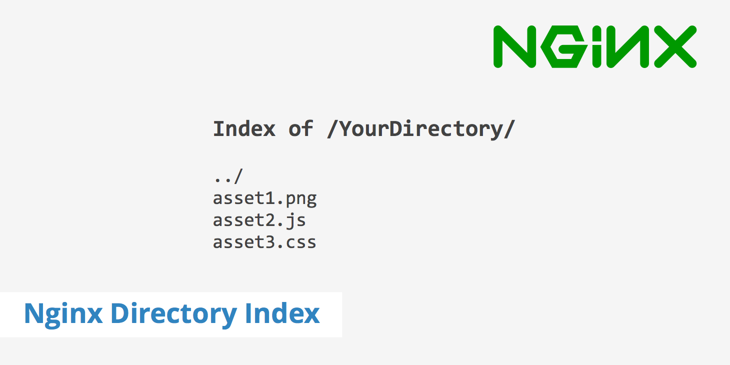 Some of Important directories of Nginx