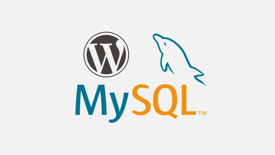 select mysql database